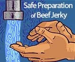 Image of Safe Preparation of Beef Jerky